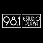 Logo da emissora Radio Estudio Playa 98.1 FM
