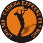 Logo da emissora Radio Cadena Express 88.1 FM