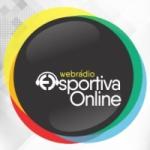 Logo da emissora Esportiva Online