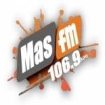 Logo da emissora Radio Más 106.9 FM