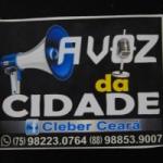 Logo da emissora A Voz da Cidade
