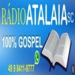 Logo da emissora Rádio Atalaia SC