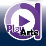 Logo da emissora Web Rádio Play Arte