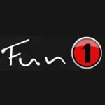Logo da emissora Fun 1