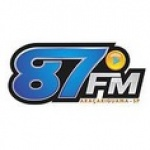 Logo da emissora Rádio 87.5 FM