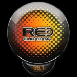 Logo da emissora Radio RED Ciudadana 96.1 FM