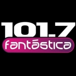 Logo da emissora Radio Fantastica 101.7 FM
