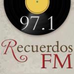 Logo da emissora Radio Recuerdos 97.1 FM