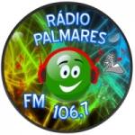Logo da emissora Palmares FM