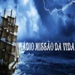 Logo da emissora Rádio Missão da Vida