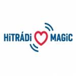 Logo da emissora Hitradio Magic 92.8 FM