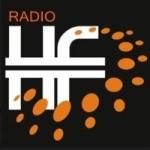 Logo da emissora Rádio HF