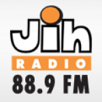 Logo da emissora Jih 101.4 FM