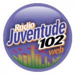 Logo da emissora Juventude 102 Web