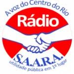Logo da emissora Rádio Saara