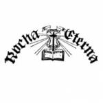 Logo da emissora Musical Rocha Eterna