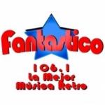 Logo da emissora Radio Fantástico 106.1 FM