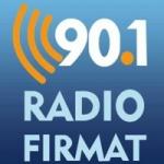 Logo da emissora Radio Firmat 90.1 FM