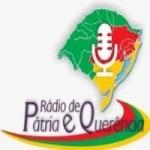 Logo da emissora Rádio De Pátria e Querência