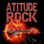 Logo da emissora Atitude Rock
