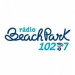 Logo da emissora Rádio Beach Park 102.7 FM