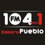Logo da emissora Radio Emisora Pueblo 104.1 FM