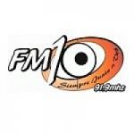 Logo da emissora Radio 10 91.9 FM