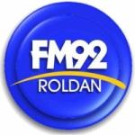 Logo da emissora Radio Roldan 92.3 FM