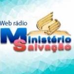 Logo da emissora Web Rádio Ministério Salvação