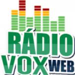 Logo da emissora Rádio Vox Web