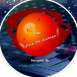 Logo da emissora Rádio Arca Da Aliança