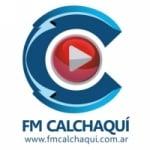 Logo da emissora Radio Calchaqui 104.1 FM
