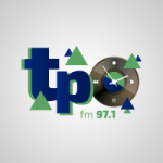 Logo da emissora Radio Tiempo 97.1 FM