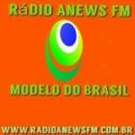Logo da emissora Radio Anews FM