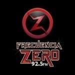 Logo da emissora Radio Frecuencia Zero 92.5 FM