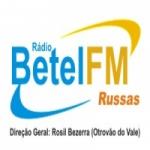 Logo da emissora Betel FM Russas