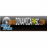 Logo da emissora Dinâmica FM SC