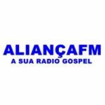 Logo da emissora Aliança FM