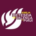Logo da emissora Rádio Betesda de Valença