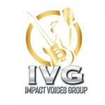 Logo da emissora IVR Impact Voices Radio