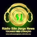 Logo da emissora Rádio São Jorge News