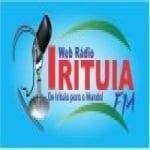 Logo da emissora Irituia Web Rádio