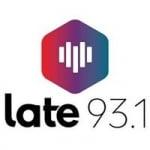 Logo da emissora Radio Late 93.1 FM