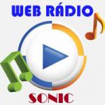 Logo da emissora Web Rádio Sonic