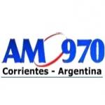 Logo da emissora Radio Guarani 970 AM
