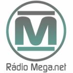 Logo da emissora Rádio Mega Net