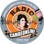 Logo da emissora Rádio Cambeonline