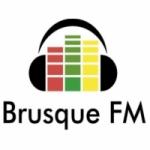 Logo da emissora Brusque FM