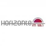 Logo da emissora Radio Horizonte 106.1 FM