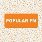 Logo da emissora Rádio Popular 105.9 FM
